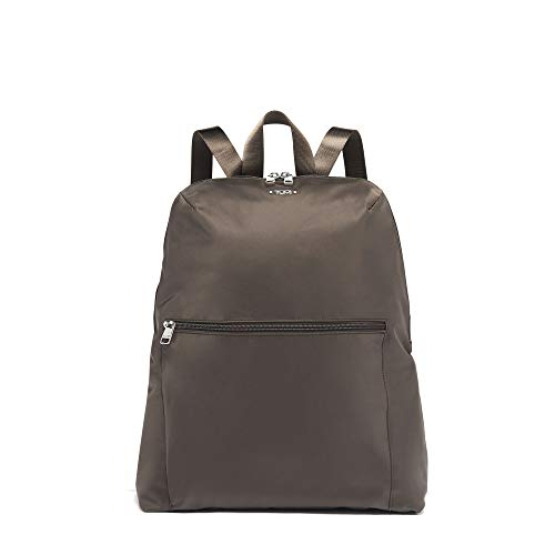 TUMI - Voyageur Just In Case Backpack - Lightweight Foldable Packable Travel Daypack for Women - Mink/Silver