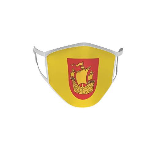U24 Behelfsmaske Mund-Nasen-Schutz Stoffmaske Maske Rerik
