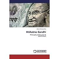 Mahatma Gandhi: Philosophy of Education & Social Values【洋書】 [並行輸入品]