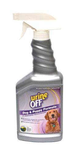 Urine Off Hund & Welpe Urin Reinigungsspray,500 ML