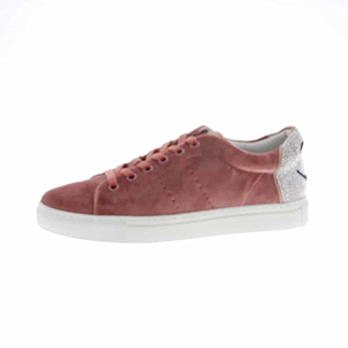 Zapatos Mujer Casual Sneakers Lola Cruz 238z65bk Rosa 38