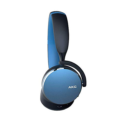 AKG Y500 Wireless, blau
