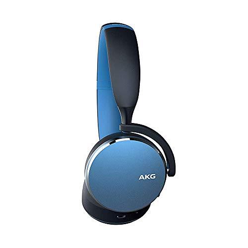 Samsung AKG-Y500 Bluetooth Headphones (GP-Y500HAHHCAC,Blue)