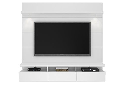 Manhattan Comfort Cabrini Theater Panel 2.2 Collection TV Stand with Drawers Floating...