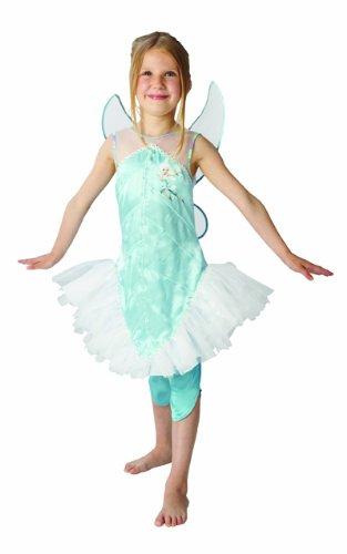 Rubie\'s Disney Fairies Tinkerbell Kinder Kostüm Periwinkle Fee Elfe Gr.7-8J.