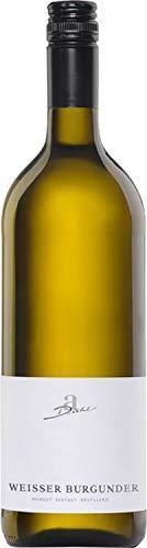 Weißer Burgunder trocken Literflasche - 2018-1,00 lt. - Weingut Diehl