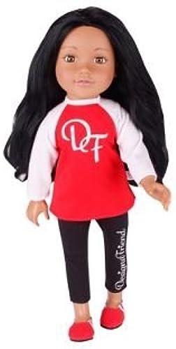 DesignaFriend Svoiturelett Doll by DesignaFriend