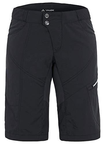 VAUDE Damen Hose Women's Tamaro Shorts, black, 34