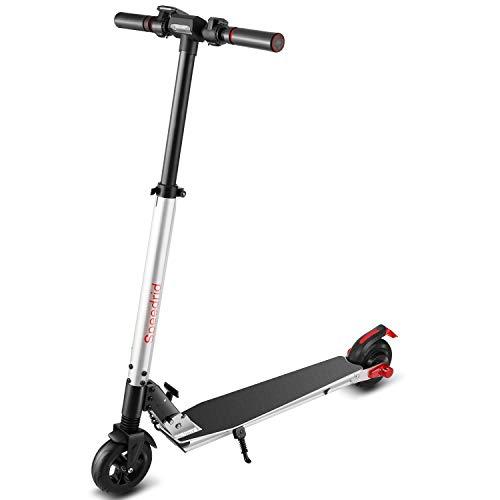Speedrid 250W Monopattino Elettrico per Adulti e Adolescenti, Pieghevole Scooter Elettrico Velocità Massima 25 KM   H, 3 Modalità di Velocità, E Scooter Portatile solo 7,5 KG