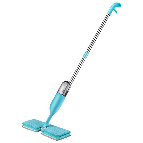 Umi.Essentials Dual-Sided Spray Mop for Wet & Dry