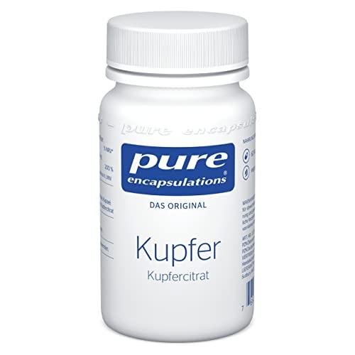Pure Encapsulations -   - Kupfer