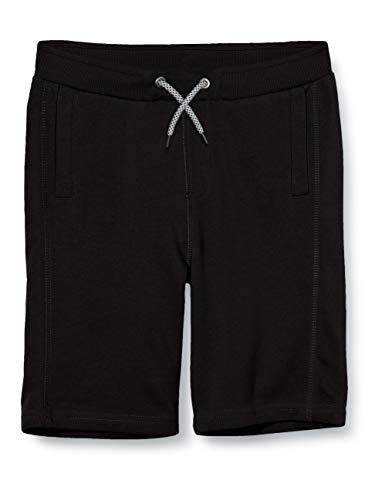 s.Oliver Junior Jungen 402.10.004.18.183.2037893 Shorts, 9999 Black, L/REG