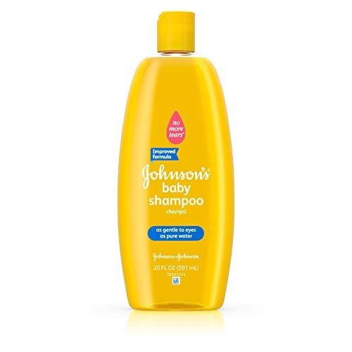 Johnson's Baby Shampoo - No More Tears - 20 fl oz