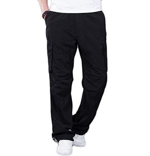 Heren werkkleding broek losse tas multi-cargobroek in chic vrije joggingbroek rechte been broek vrije tijd mode sportbroek sweatpants
