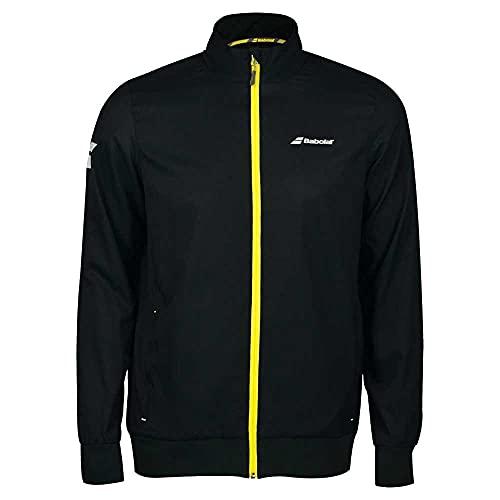 Babolat Core Club Jacket Boy Chaqueta, Niños, Black/Black,...