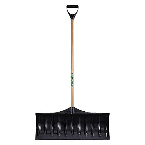 Buy Discount 30 Poly Snow Shovel with 42 Wood Handle 1628600GR - by goodsforsale