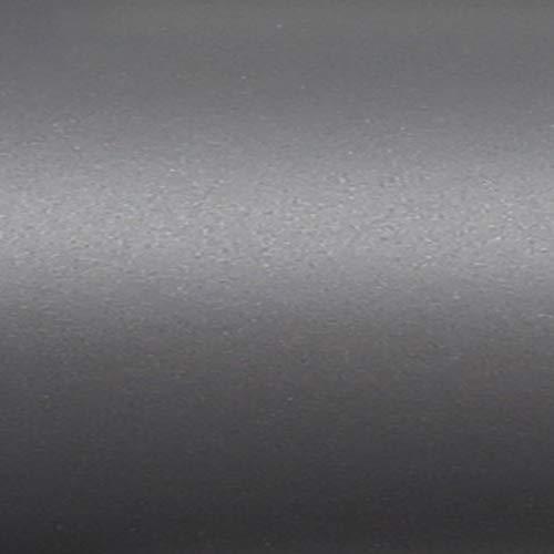 TipTopCarbon 9,99€/m² Möbelfolie Dunkel-Grau Matt Klebefolie 2m x 60cm Selbstklebende Plotterfolie Matte