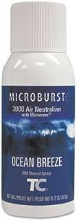 TEC4012581 - Microburst 3000 Refill, Ocean Breeze, 2oz, Aerosol