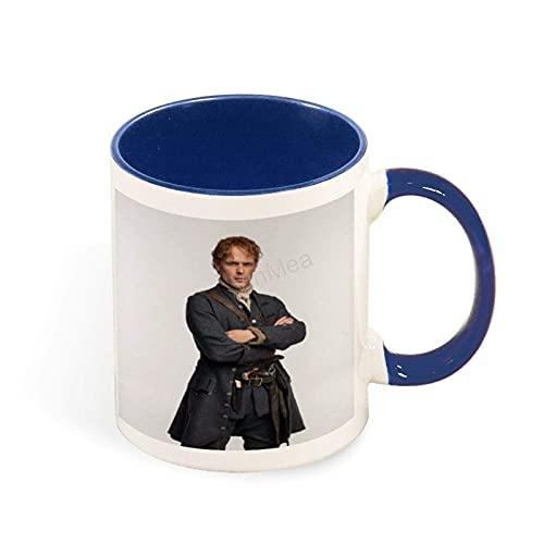 NA Tasse à café drôle Outlander Saison 4 Personnaliser la Tasse 11Oz
