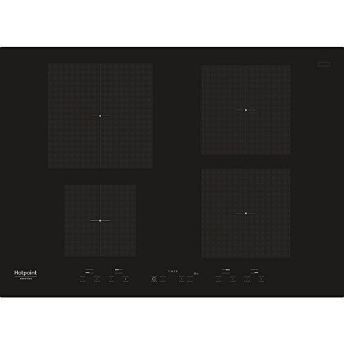 Hotpoint KID 740 B - Placa de inducción (vitrocerámica, 70