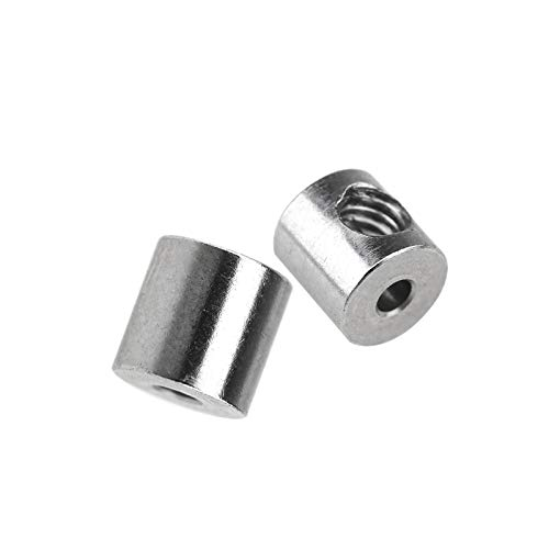 10 Stylish Sicherheitsverschl/üsse Saver for Mini Pin Badge Metal Button Pin
