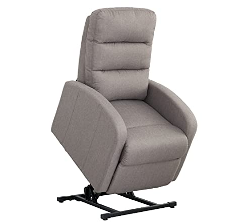 SWEET SOFA®- Sillón Relax Praga, Sillón Levanta Personas, motorizado, reclinable. Función Power-Lift.