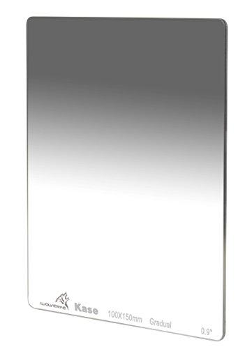 Kase Wolverine Shockproof 100mm x 150mm Soft Grad ND0.9 Filter 3 Stop Neutral Density Optical Glass 100 150 ND