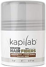 Kapilab Fibras Capilares (5 gramos, Castaño Medio)