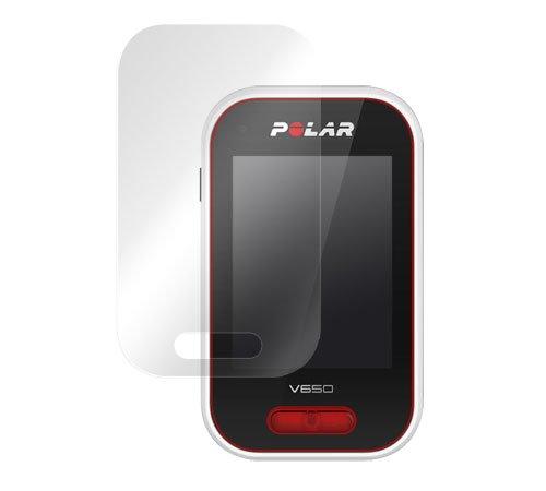 MIYAVIX Overlay Plus Anti-Glare Screen Protector for Polar V650 Sheet Film OLPOLARV650/12