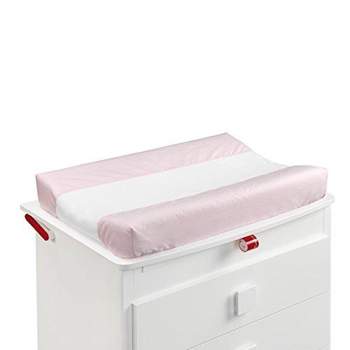 Cambrass Liso E - Funda cambiador bañera 52 x 72 cm, color rosa