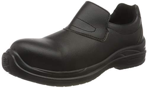Lemaitre BMALS20NR BLACKMAX Grip Alto S2 L Zapatos de Seguridad para Hombre, Negro, Talla 38