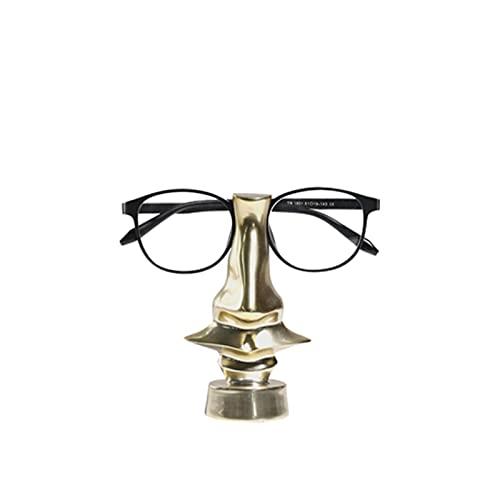IHZ Decoración de Soporte de Gafas de Arte Creativo de Lujo Ligero Moderno, decoración de gabinete de TV de Porche de habitación Modelo
