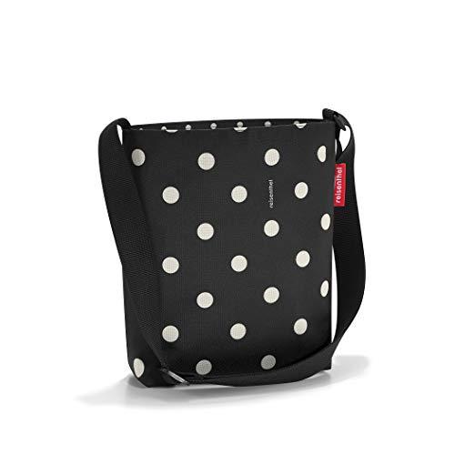 reisenthel shoulderbag S 29 x 28,5 x 7,5 cm / 4,7 l / mixed dots