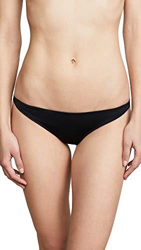 Solid & Striped Women's Eva Bikini Bottoms, Black, X-Small