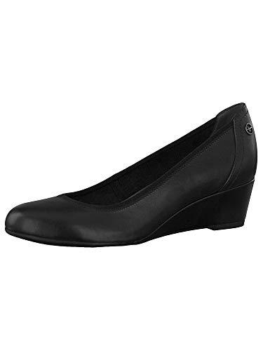 Tamaris Damen Pumps 1-1-22320-25 001 schwarz normal Größe: 39 EU