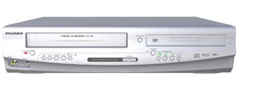 Best Deals! Sylvania DVC840E DVD/VCR Dual-Deck Combo