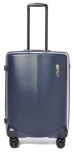 KoTaRu Luggage Set, Blue (Blue) - Clip Koffer M Blau