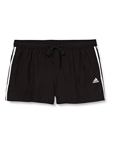 adidas Mens 3s Clx Sh Vsl Board Shorts, Black, 10