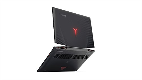 Lenovo Legion Y720-15IKB Ordinateur Portable Gamer 15,6 Full HD Noir (Core i7, 8 Go de RAM, Disque Dur 1 To+ SSD 128 Go, Nvidia GTX1060 6 Go, Windows 10)