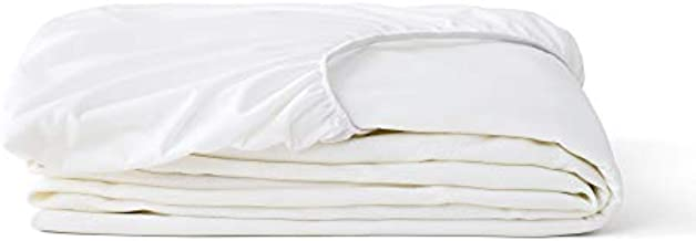 Tuft & Needle Queen Mattress Protector - Waterproof - Liquid-Proof - Quiet and Soft - Fitted Sheet Style - Vinyl Free