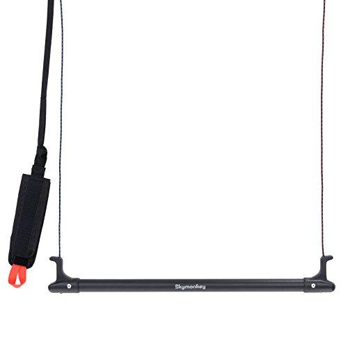 Skymonkey Control Bar Lenkbar für Zweileiner (55cm) / Passend für: alle 2-Leiner Lenkmatten, Lenkdrachen & Kites