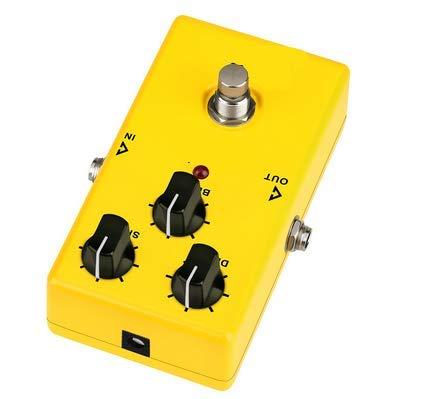 Chorus Stompbox - Pedal de efectos para guitarra eléctrica (bajo nivel de...