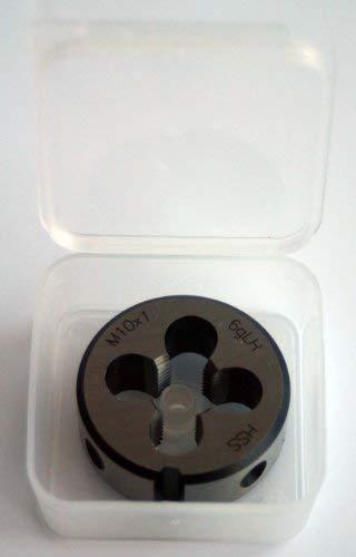 Preisvergleich Produktbild Schneideisen M10x1, 0 Mf HSS Schneidrad Schneidkluppe Kluppe Gewindeschneider DIN 223 Linksgewinde
