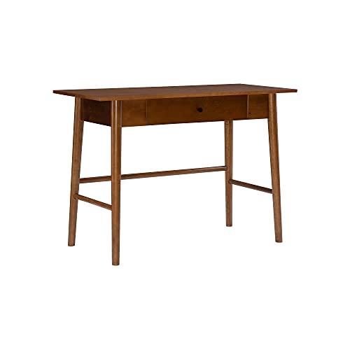 escritorio nogal de la marca Linon