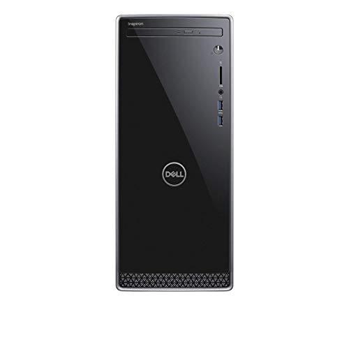 Latest_Dell Inspiron 3670 High Performance Desktop, 9th Generation Intel Core i5-9400 Processor, 12GB DDR4 RAM, 128GB-SSD + 1TB HDD, Webcam, Wireless+Bluetooth, HDMI,Window 10