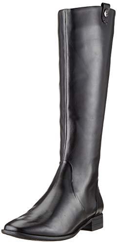 Gerry Weber Shoes Damen Sena 1 03 Hohe Stiefel, Schwarz (Schwarz Mi24 100), 41 EU