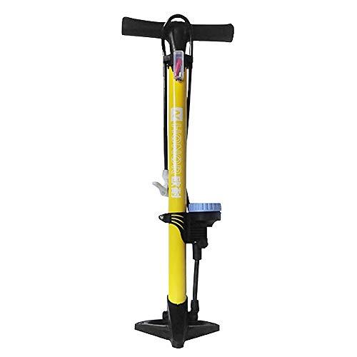 Lixada 160PSI Inflador de Neumáticos de Bomba de Piso de Bicicleta de Alta Presión con Bomba de Aire de Bicicleta Presta Schrader Gauge