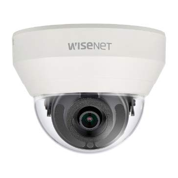 Hanwha HCD-6010 Security Camera (New, Manufacturer Direct, 5 Year Warranty, 2MP, Indoor, Dome)
