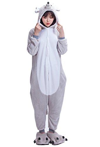 Unisex Mouse Anime Halloween Fancy Dress Party Costume Kigurumi S