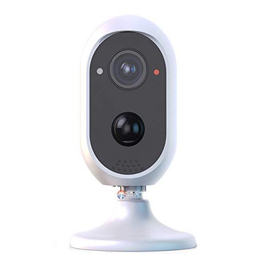 Cámara De Vigilancia Wifi, Cámara Inalámbrica De 3mp, Visión Nocturna De Alta Definición, Detección De Cuerpo Humano Pir, P66 a Prueba De Polvo E Impermeable, Audio Bidireccional / 64G